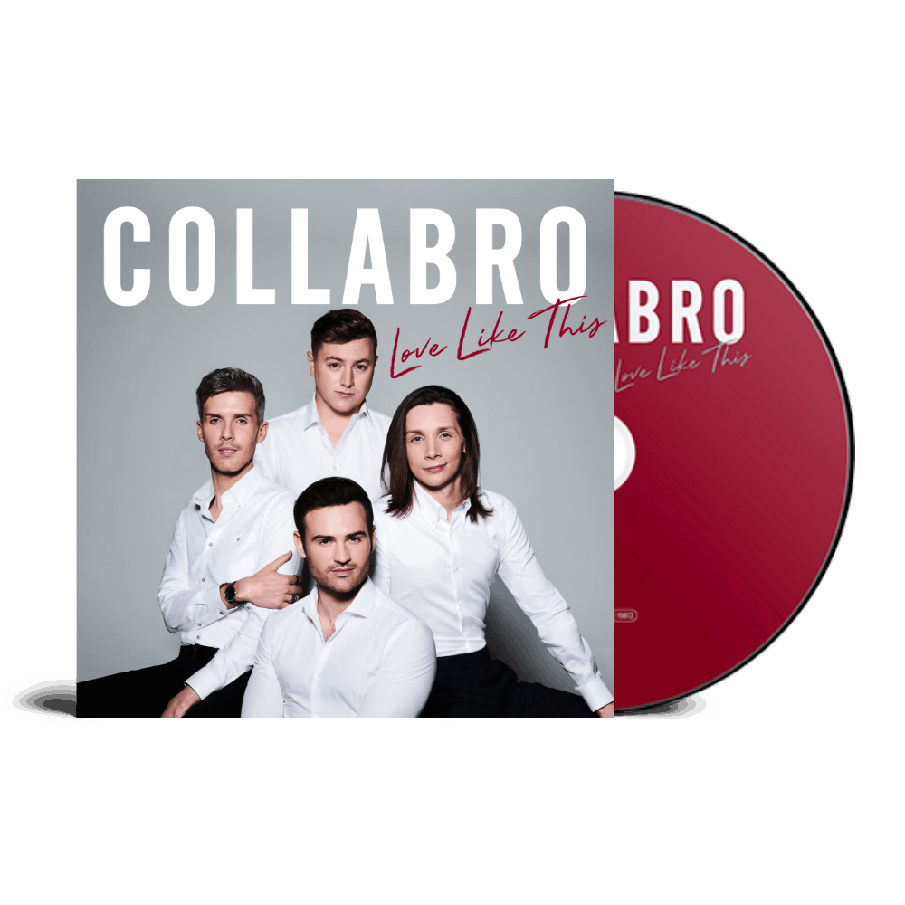 Buy Online Collabro - Love Like This