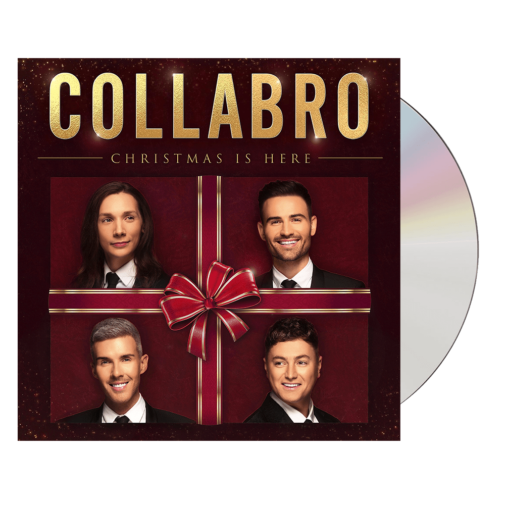 Buy Online Collabro - Christmas Is Here CD Album