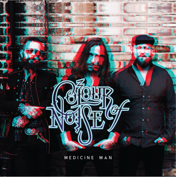 Buy Online Colour Of Noise - Medicine Man CD Single (Signed)