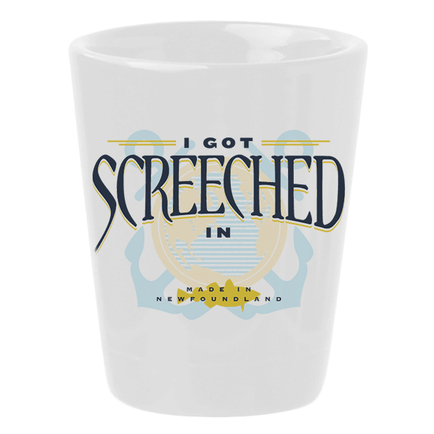 Buy Online Come from Away London - Shot Glass
