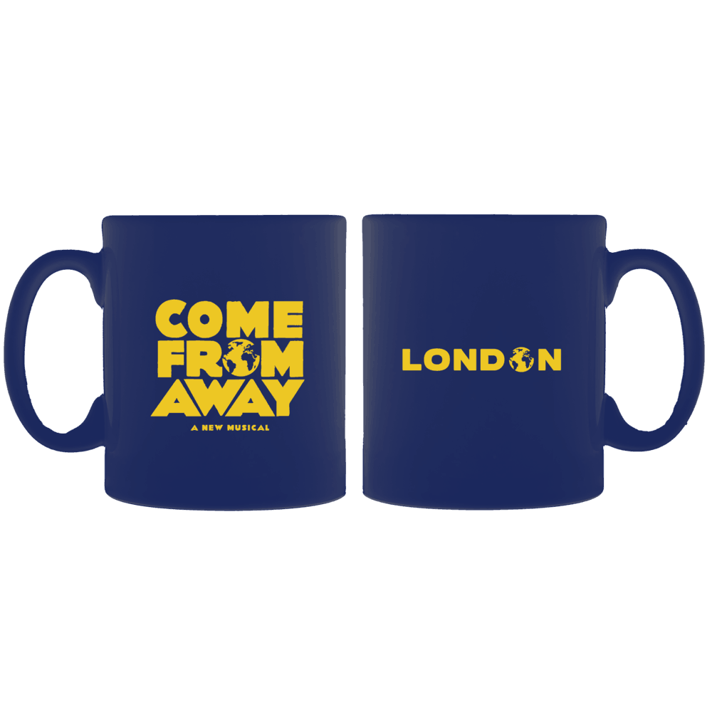 Buy Online Come from Away London - Mug