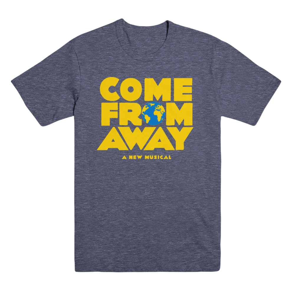 Buy Online Come from Away London - Logo T-Shirt