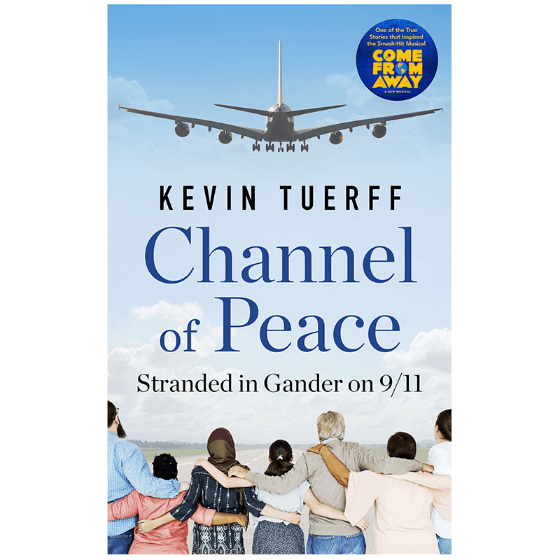 Buy Online Kevin Tuerff - Channel Of Peace Book