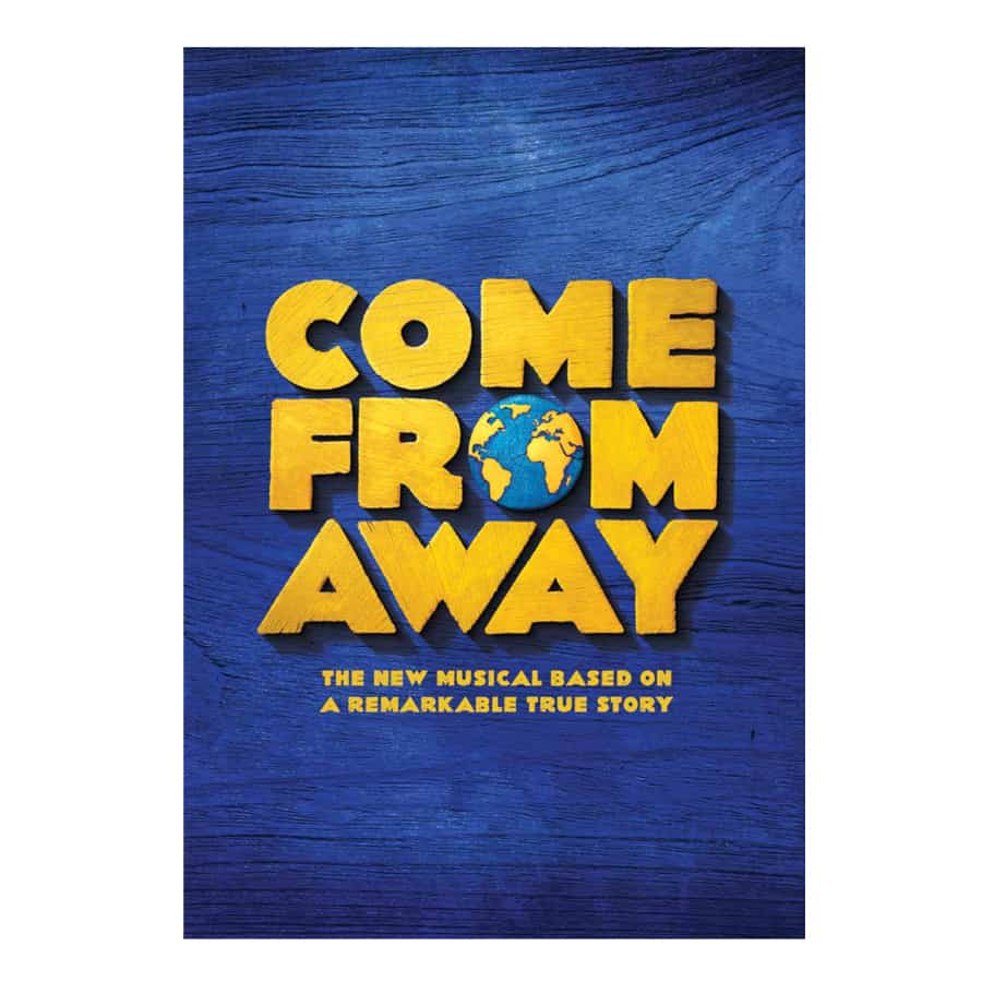 Buy Online Come from Away London - Souvenir Brochure