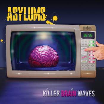 Buy Online Asylums - Killer Brain Waves Pink (Signed)