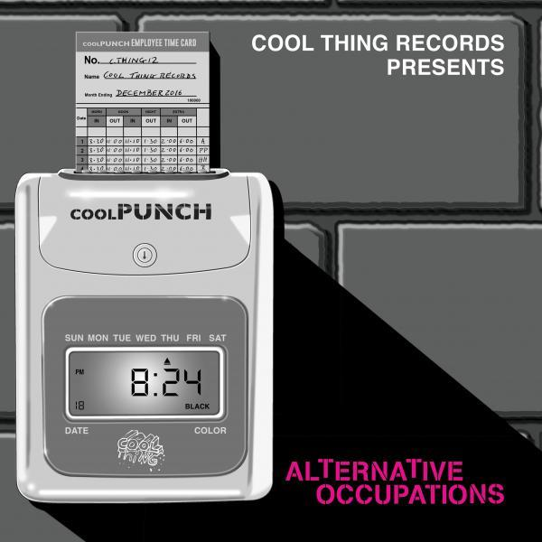 Buy Online Cool Thing Records Presents - Alternative Occupations EP (12-Inch White Vinyl)
