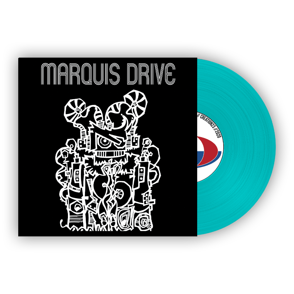 Buy Online Marquis Drive - Proud / Movin on 7-Inch