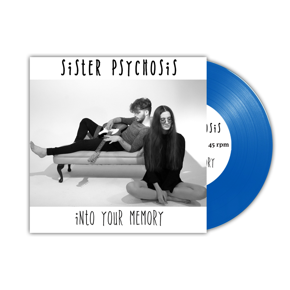Buy Online Sister Psychosis - Into Your Memory Blue