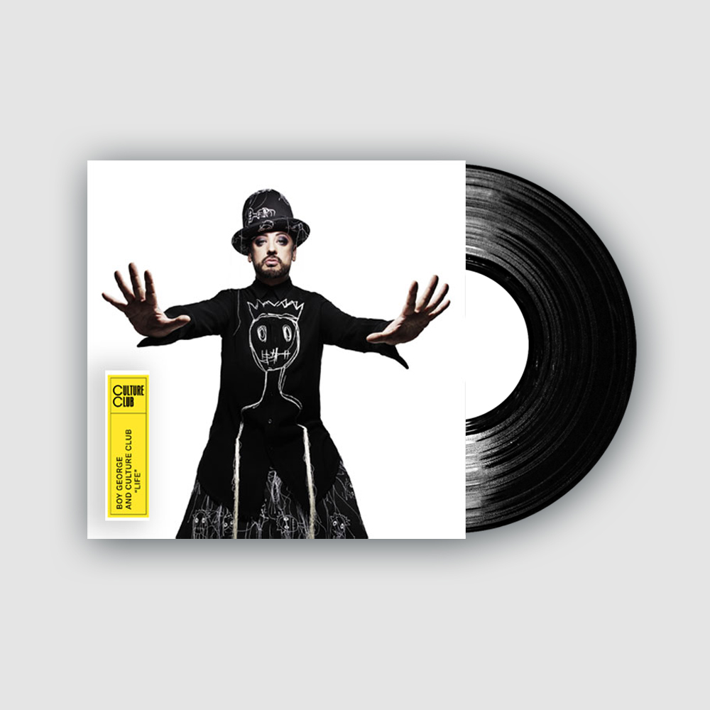 Buy Online Culture Club - Life Black