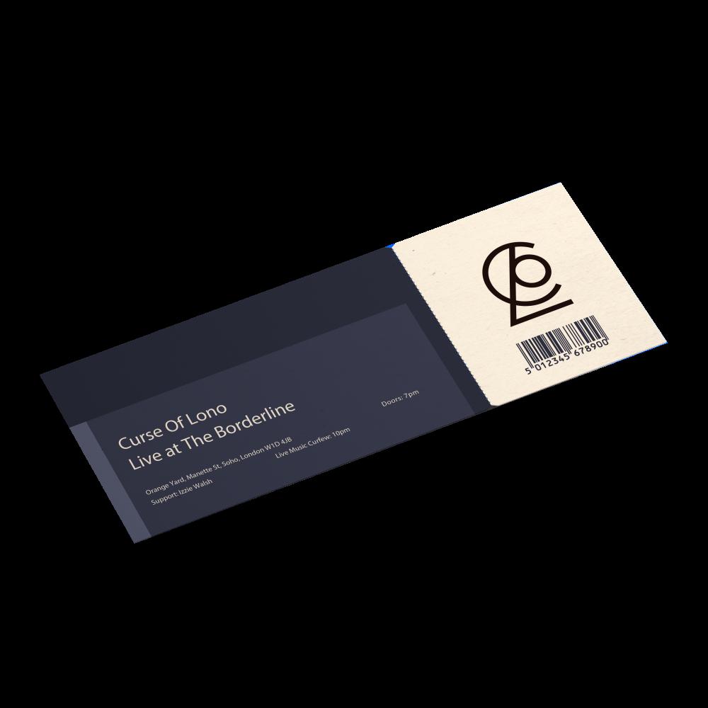 Buy Online Curse Of Lono - Tickets