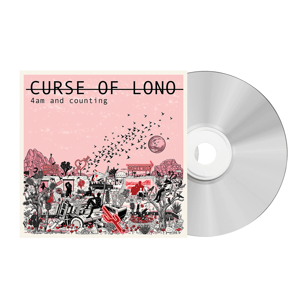 Buy Online Curse Of Lono - 4am And Counting