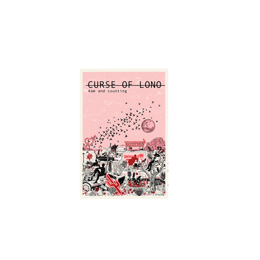 Buy Online Curse Of Lono - 4am And Counting (Signed)