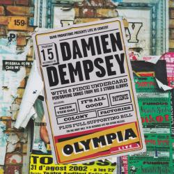Buy Online Damien Dempsey - Live At The Olympia
