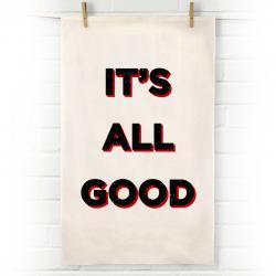 Buy Online Damien Dempsey - It's All Good Tea Towel