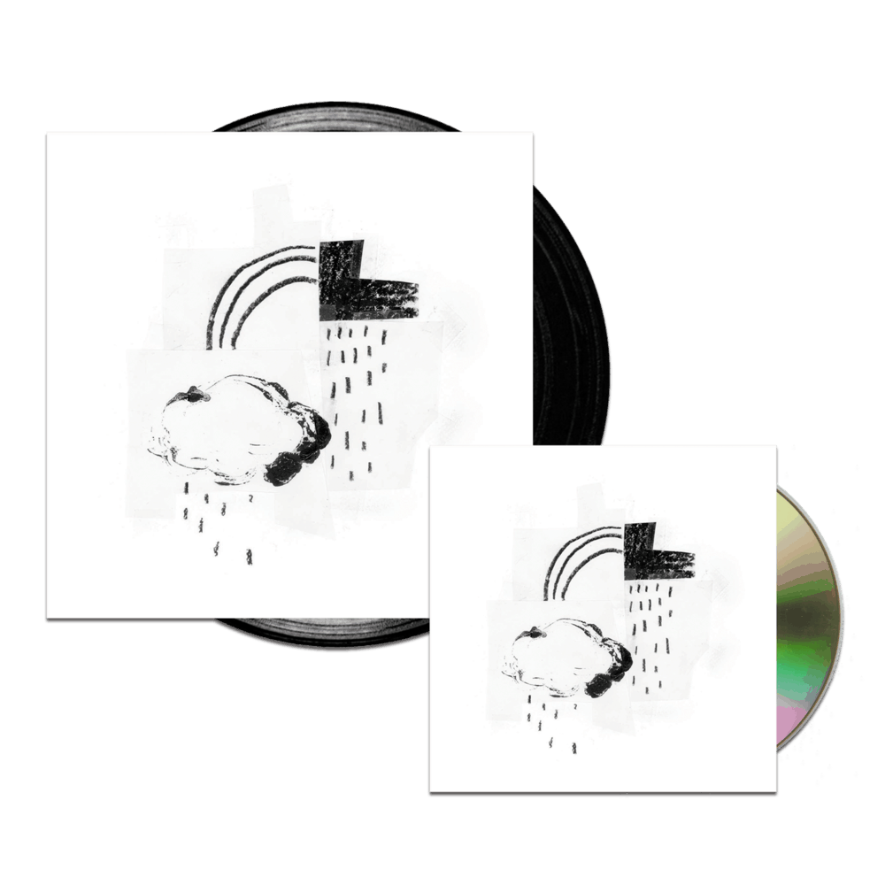 Buy Online Damien Jurado - In The Shape Of A Storm CD + Vinyl