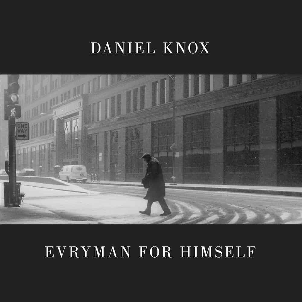 Buy Online Daniel Knox - Evryman For Himself Rocket Red Coloured Vinyl (Signed)