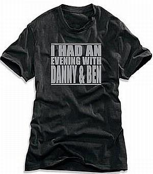 Buy Online Danny & Ben - 2012 Tour T-Shirt