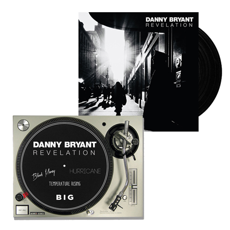 Buy Online Danny Bryant - Revelation Vinyl LP (Signed) + Slipmat