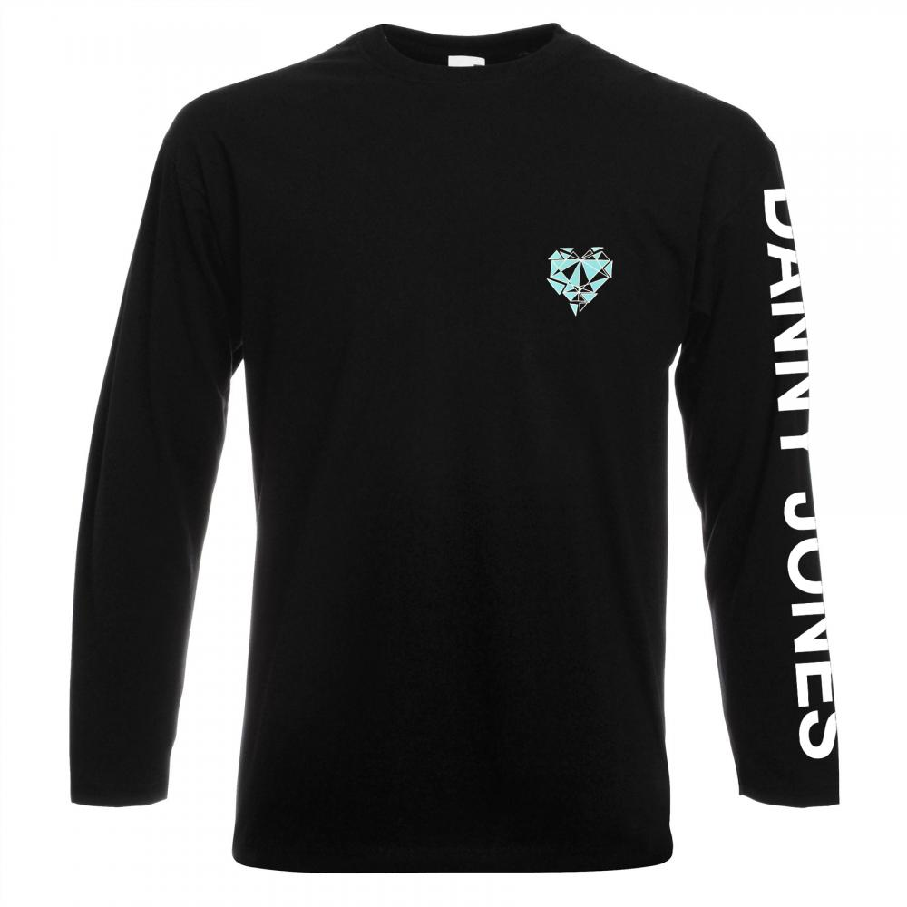 Buy Online Danny Jones - Long Sleeved T-Shirt