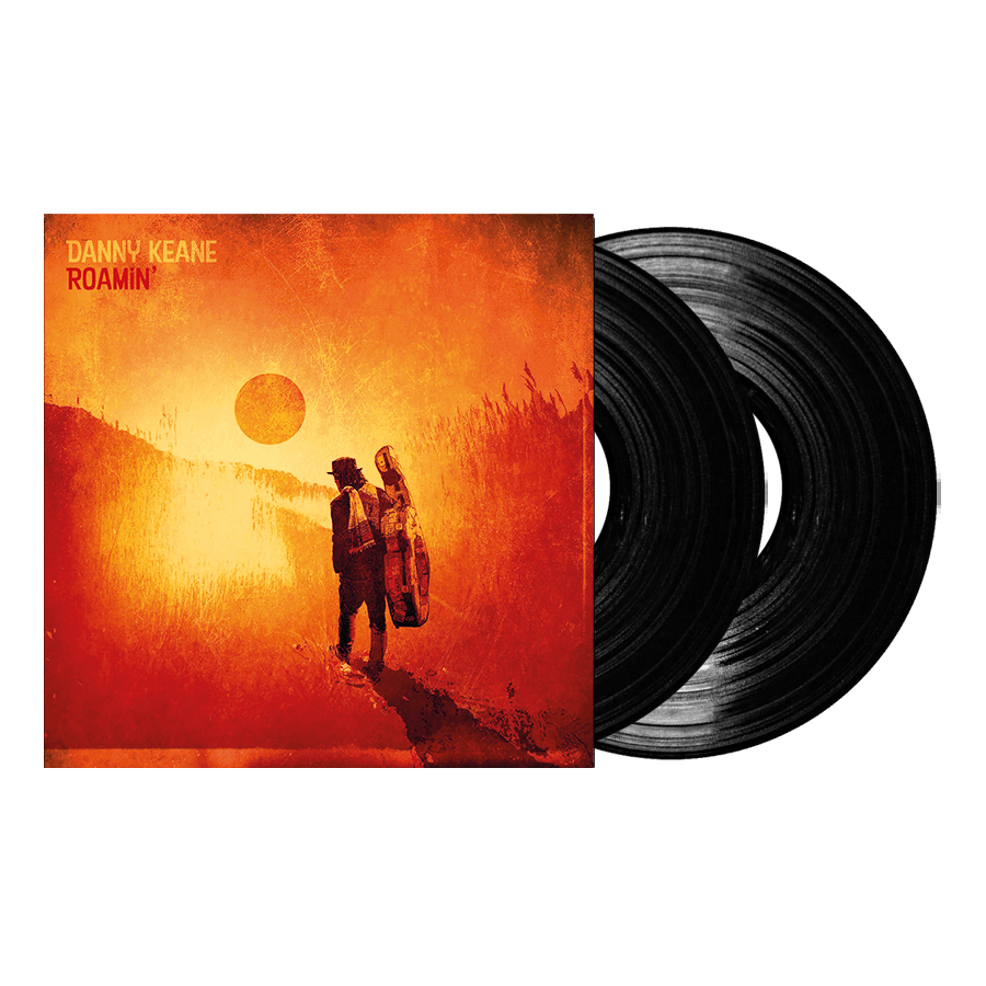 Buy Online Danny Keane - Roamin'- Double Vinyl