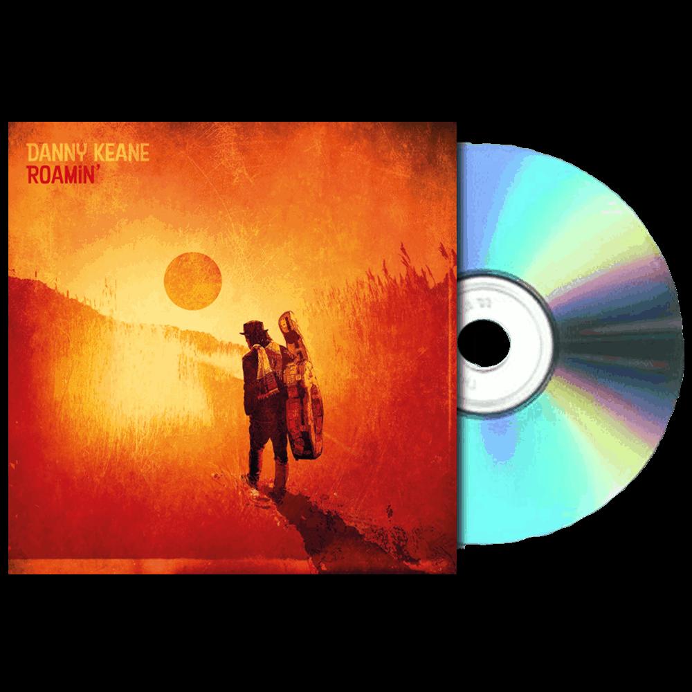 Buy Online Danny Keane - Roamin' - CD