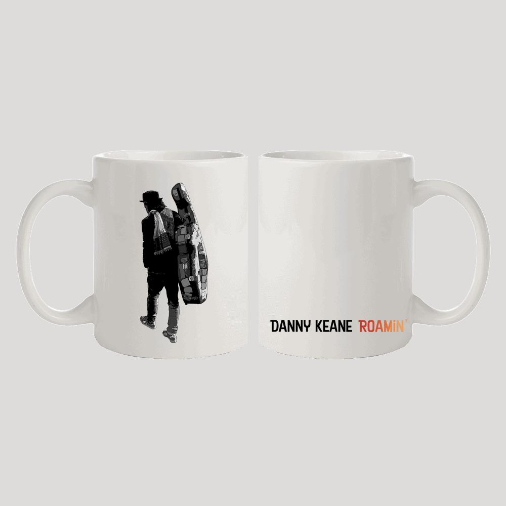 Buy Online Danny Keane - Roamin' - Mug (Monochrome)