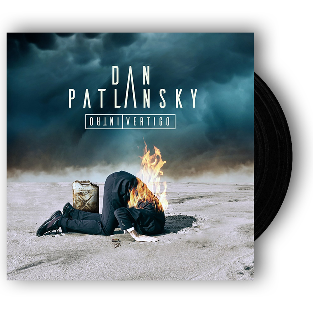Buy Online Dan Patlansky - Introvertigo Vinyl