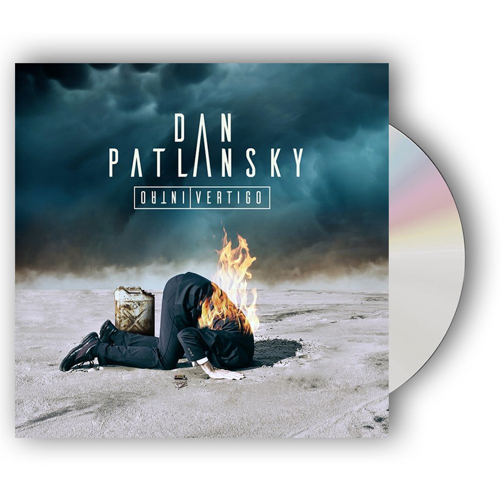 Buy Online Dan Patlanksky - Introvertigo CD Album