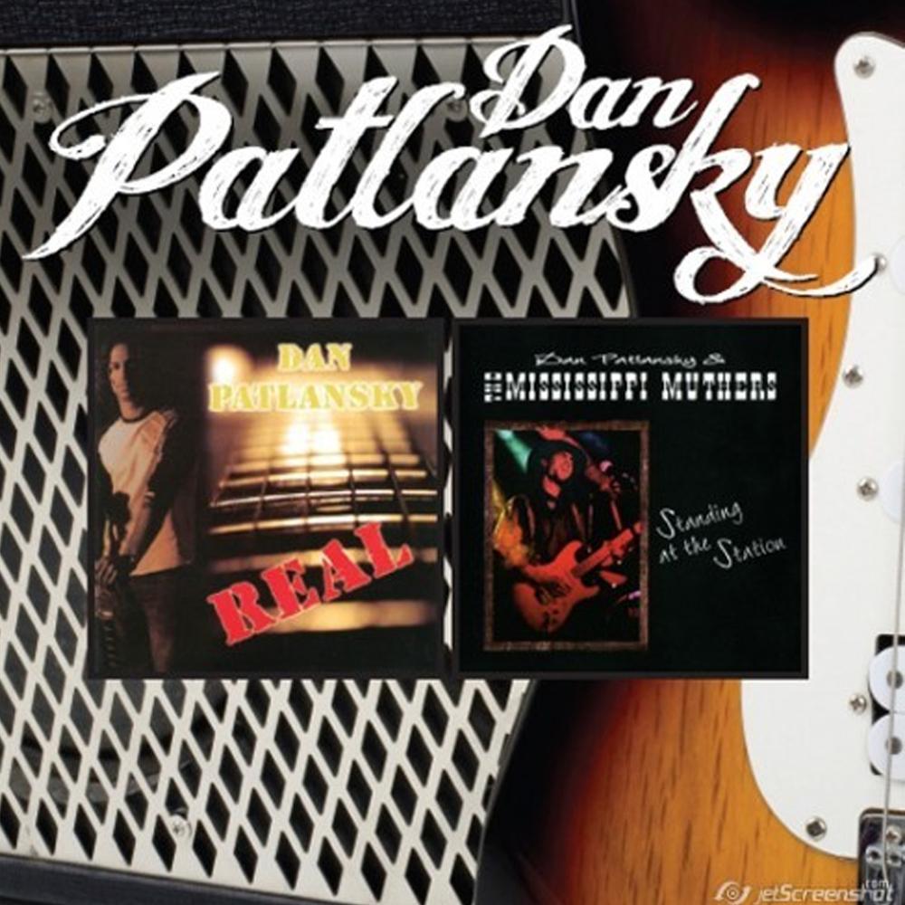 Buy Online Dan Patlansky - Real & Standing at the Station