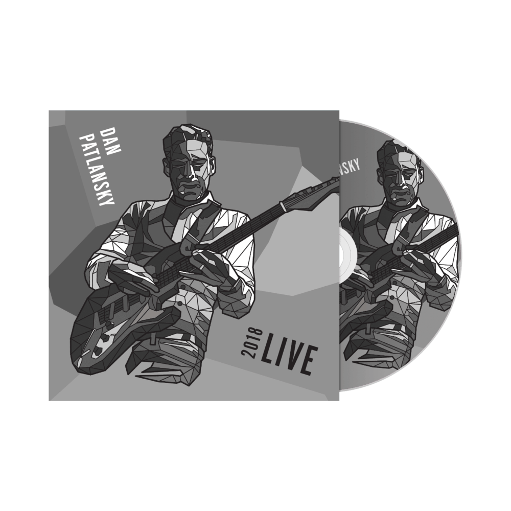 Buy Online Dan Patlansky - Live 2018 CD