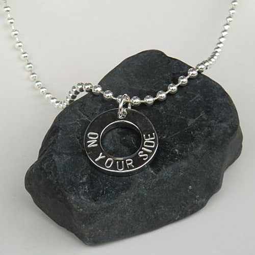 Buy Online Dan Reed - On Your Side Necklace