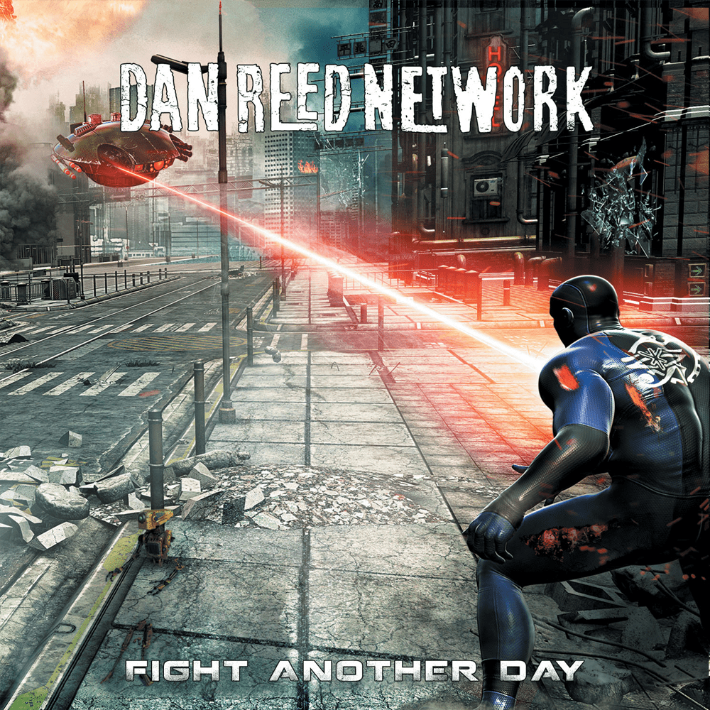 Buy Online Dan Reed Network - Fight Another Day