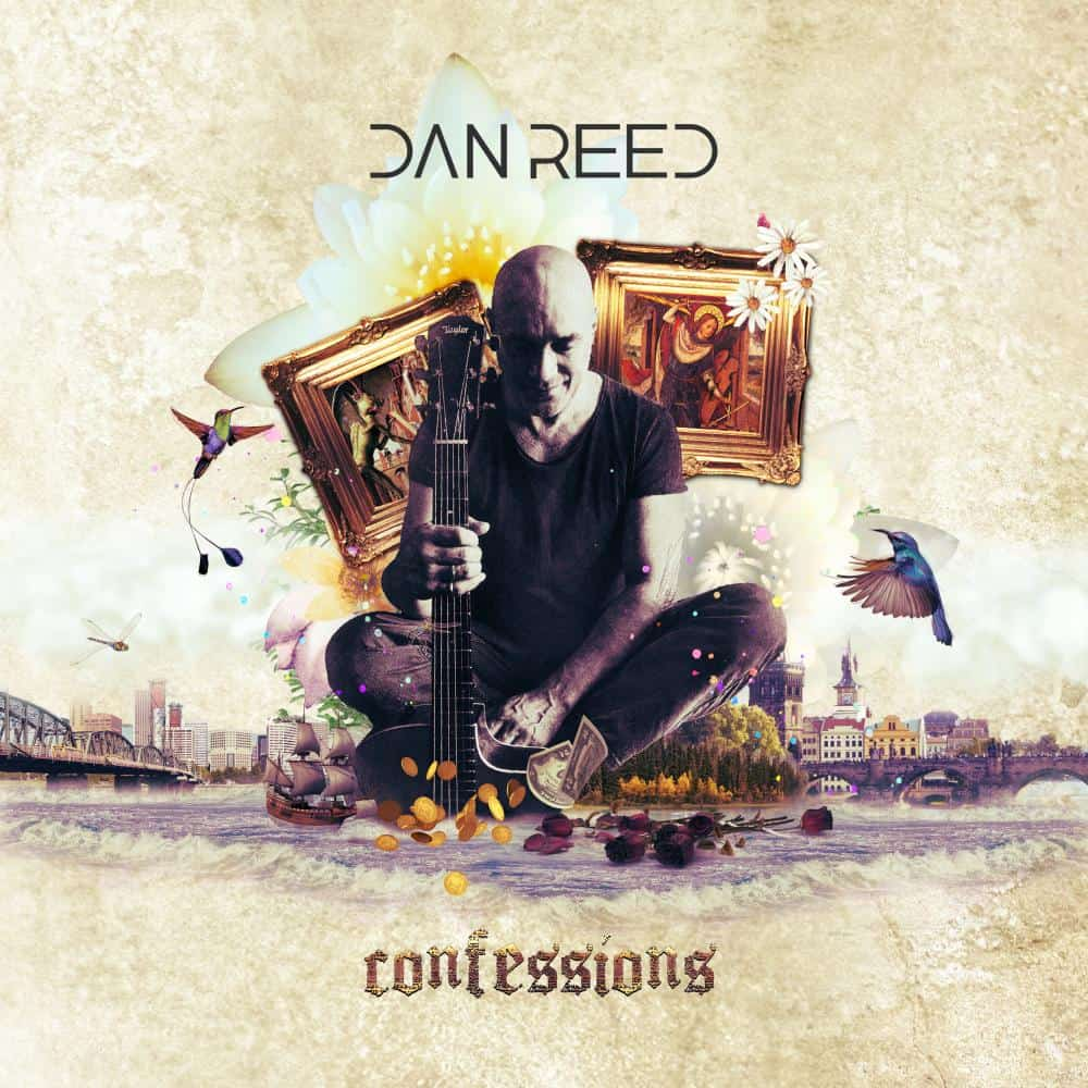 Buy Online Dan Reed - Confessions CD Album