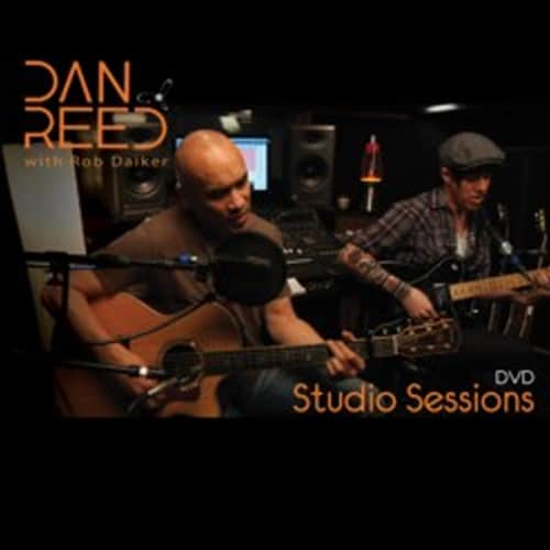 Buy Online Dan Reed - Studio Sessions: Live In The Studio Video DVD (Store Exclusive)