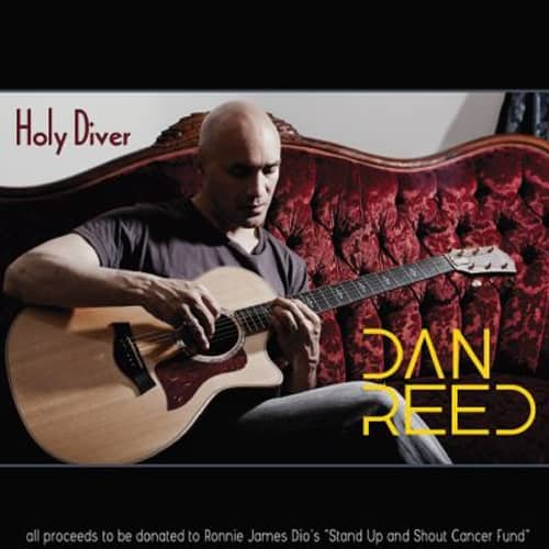Buy Online Dan Reed - Holy Diver (Single) Digital Download