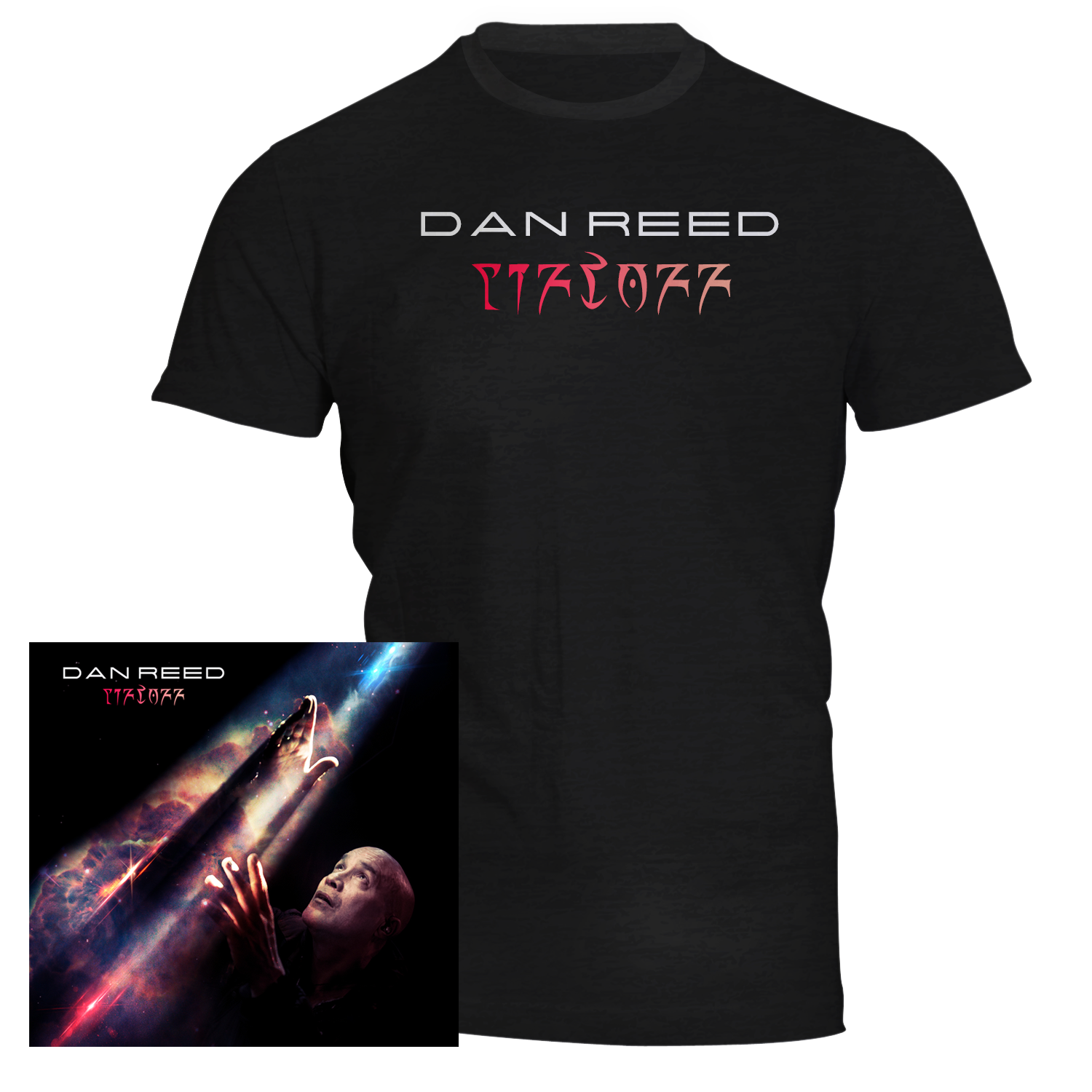 Dan Reed Liftoff Album Download T Shirt Tm Stores