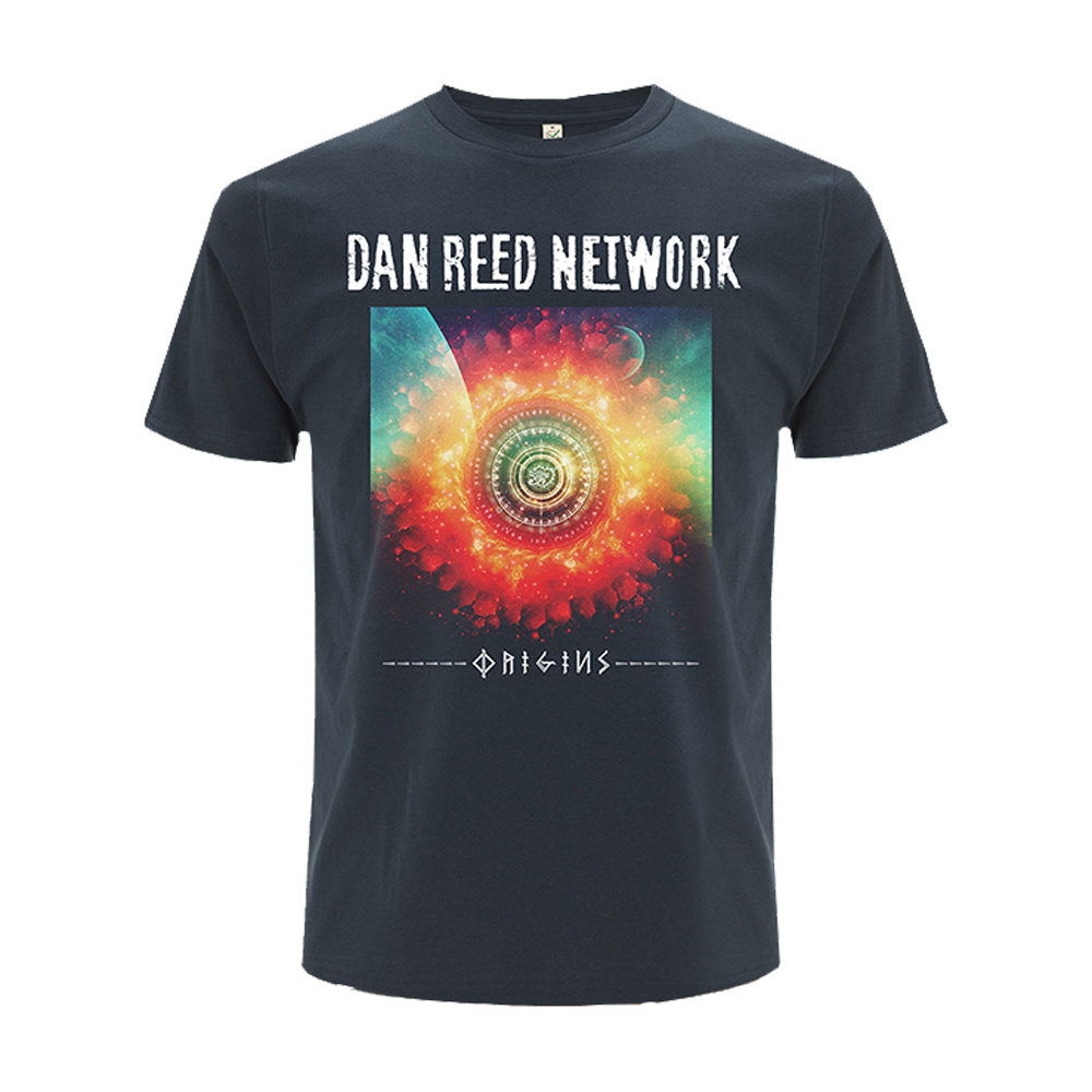 Buy Online Dan Reed Network - Origins Artwork T-Shirt