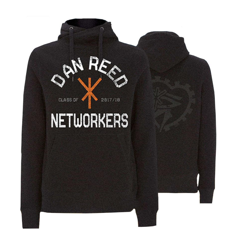Buy Online Dan Reed Network - Dan Reed Networkers Hoodie