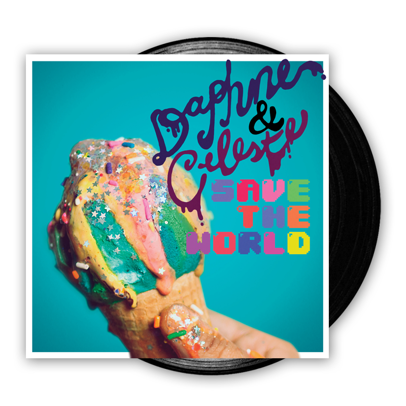 Buy Online Daphne & Celeste - Daphne & Celeste Save The World