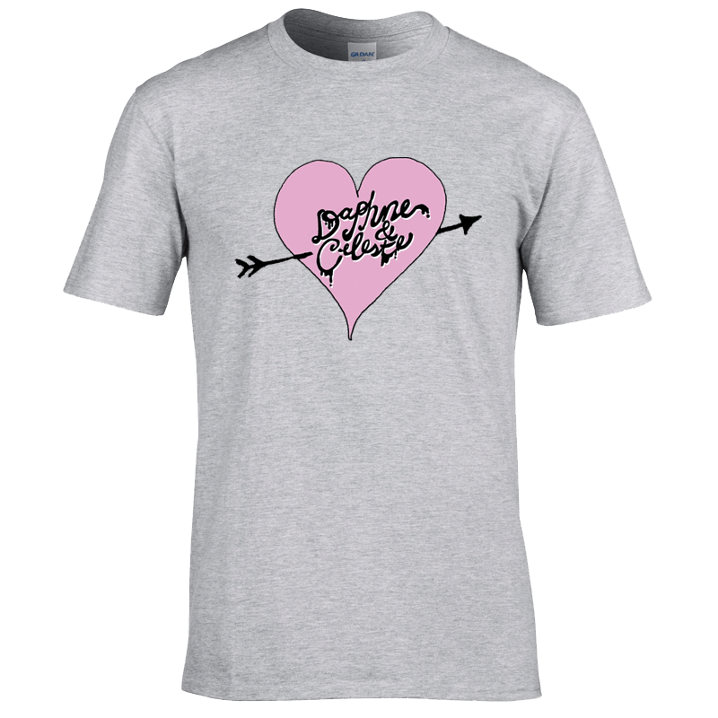 Buy Online Daphne & Celeste - Heart T-Shirt