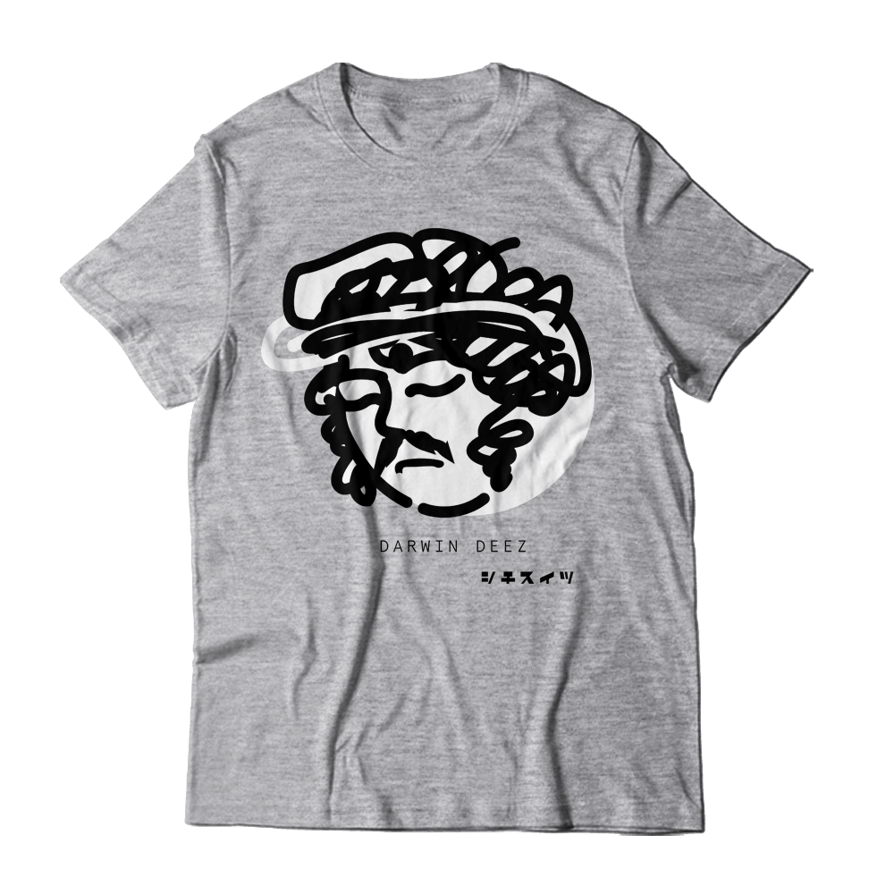 Buy Online Darwin Deez - 10 Yearz T-Shirt