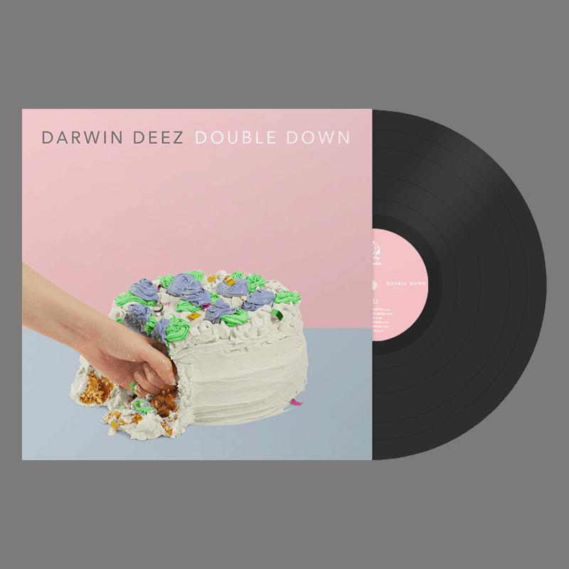 Buy Online Darwin Deez - Double Down Vinyl