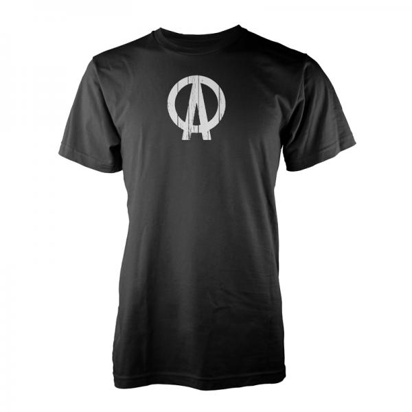 Buy Online Dave Clarke - DC Logo Black T-Shirt