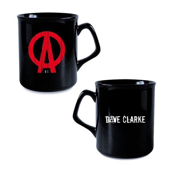 Buy Online Dave Clarke - DC Logo Coffee Mug