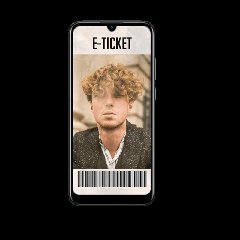 Buy Online David Keenan - Irish Tour Ticket