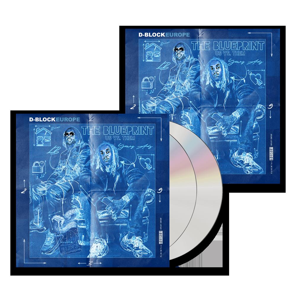 Buy Online D-Block Europe - The Blueprint – Us Vs. Them 2CD Album + Digital Album