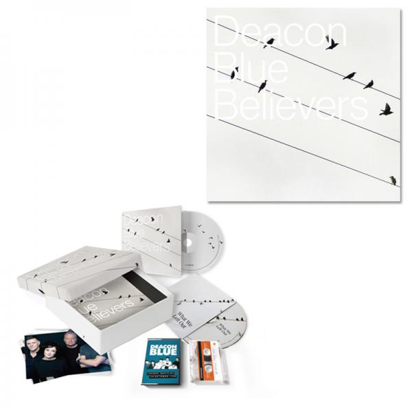 Buy Online Deacon Blue - Believers Vinyl + Deluxe Boxset Bundle