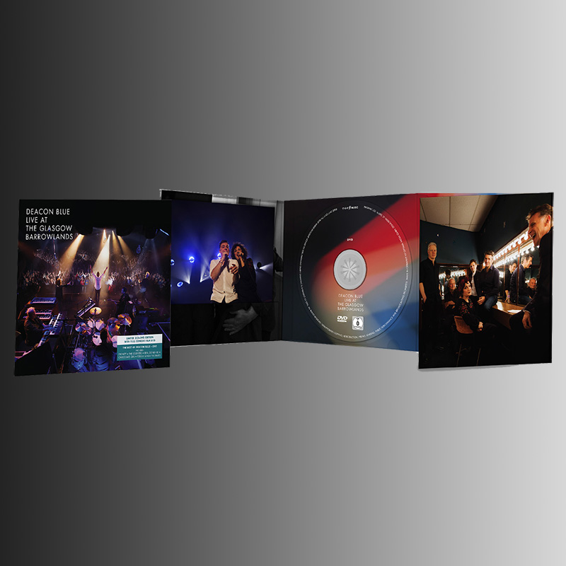 Buy Online Deacon Blue - Live at the Glasgow Barrowlands (2xCD&DVD)