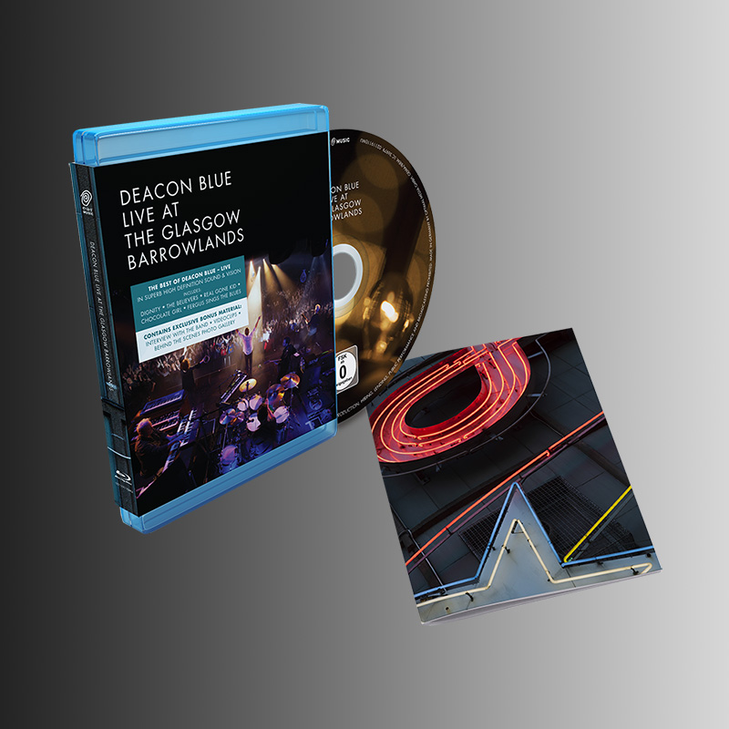 Buy Online Deacon Blue - Live at The Glasgow Barrowlands (Blu-ray)