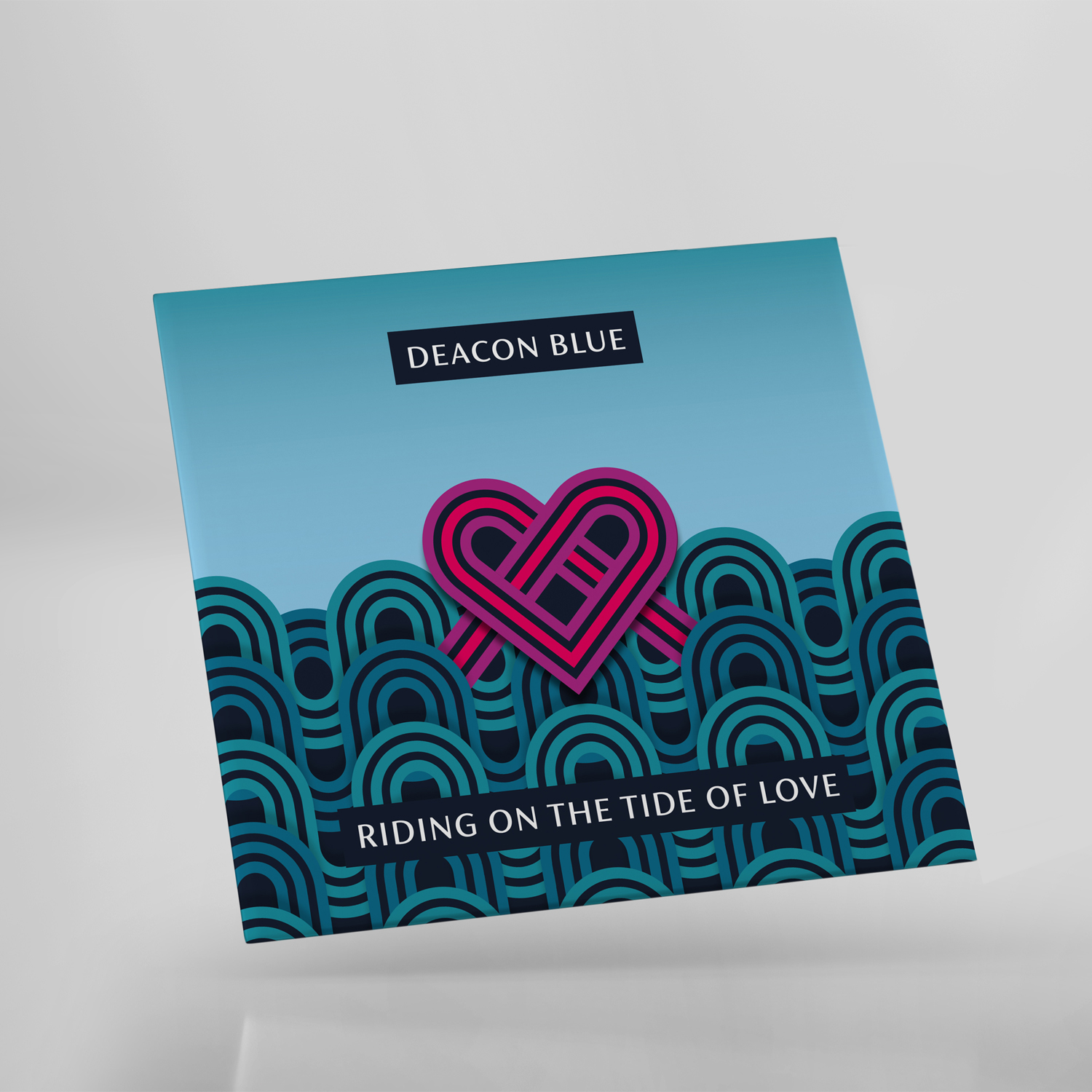 Buy Online Deacon Blue - Riding On The Tide Of Love CD